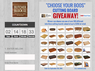 Butcher Block Co